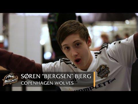 """Interview: Søren """"Bjergsen"""" Bjerg - Copenhagen Wolves (DANISH)"""
