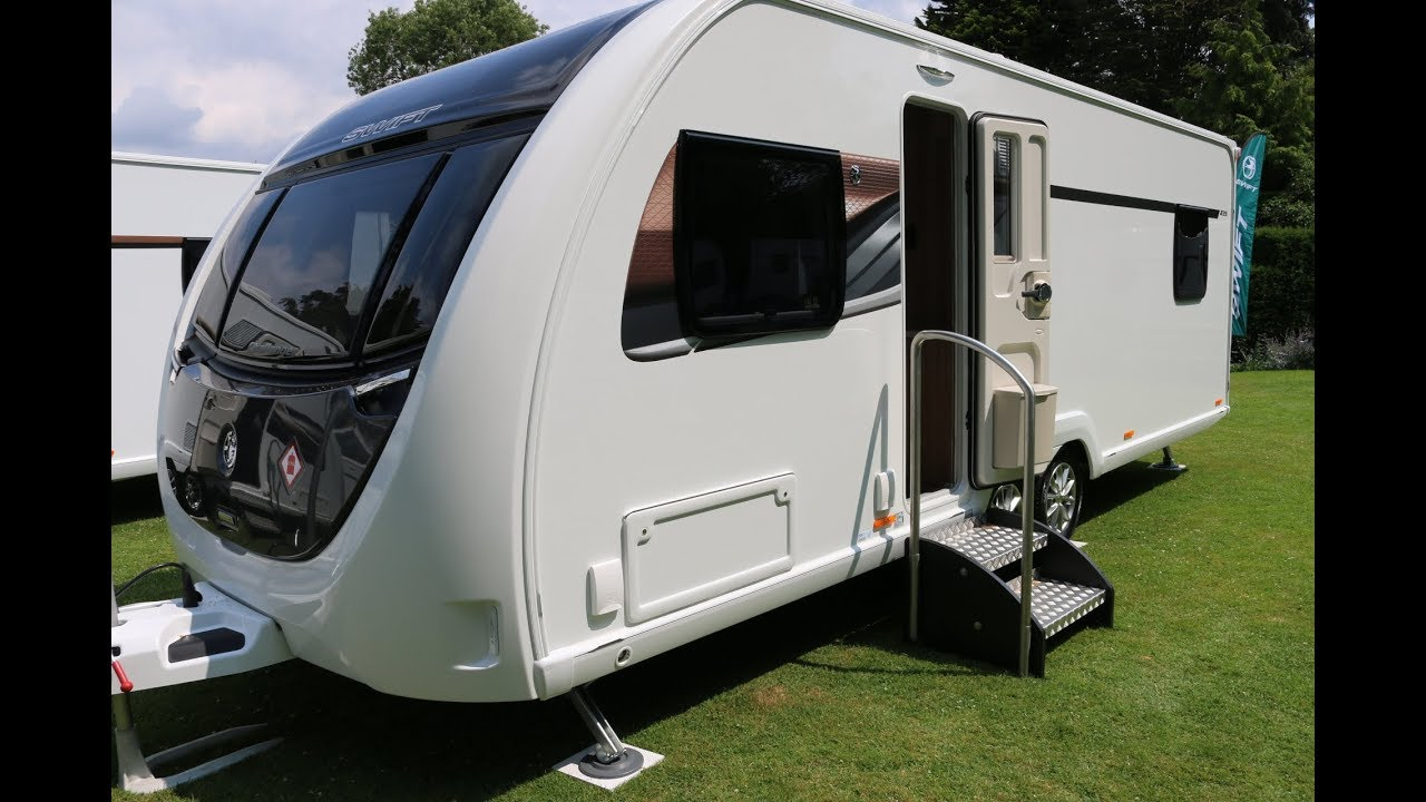 2020 Swift Challenger X835 caravan