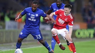 Highlights: Cardiff 2-1 Forest (21.04.18)