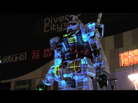 "Tokyo Gundam Project 2014: ""Industrial Revolution"" -to the future-"
