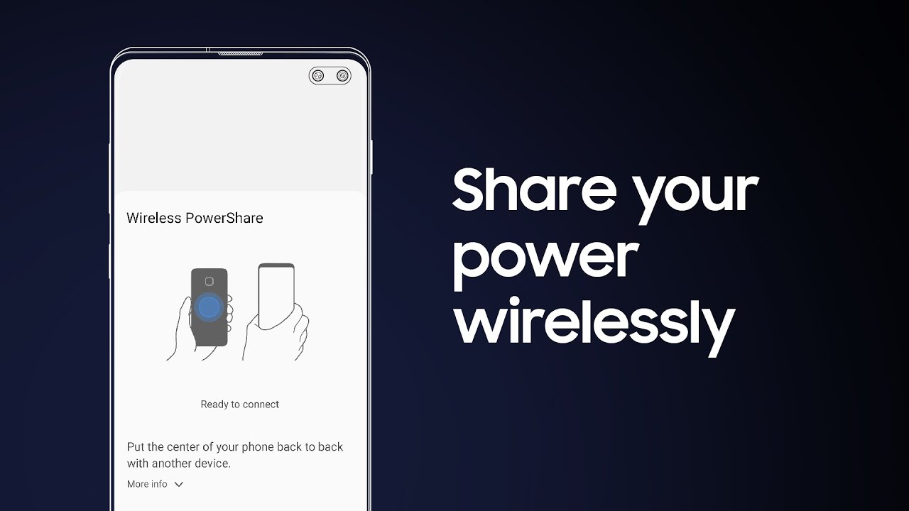 wireless power share