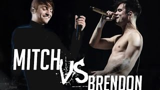 Brendon Urie vs Mitch Grassi
