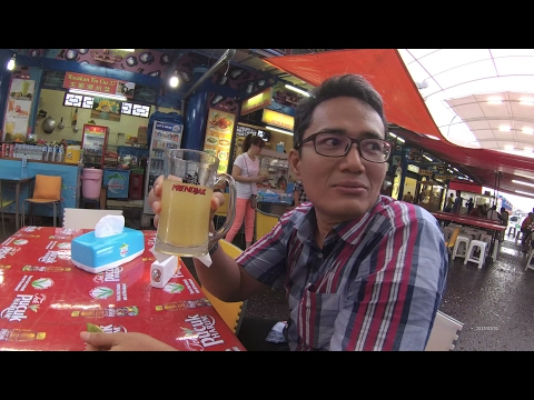 Jakarta Street Food 1204 Medan Juice Lemon By Bubur Tio Ciu 37 Jeruk Medan BR TiVi 5091
