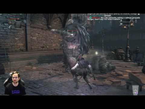 Bloodborne BL4 All Bosses + Chalice Dungeons