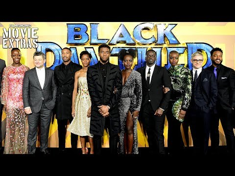 Black Panther | European Premiere