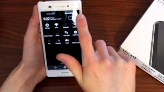 Unboxing Verizon's Own Xperia: The Z3v Thumbnail
