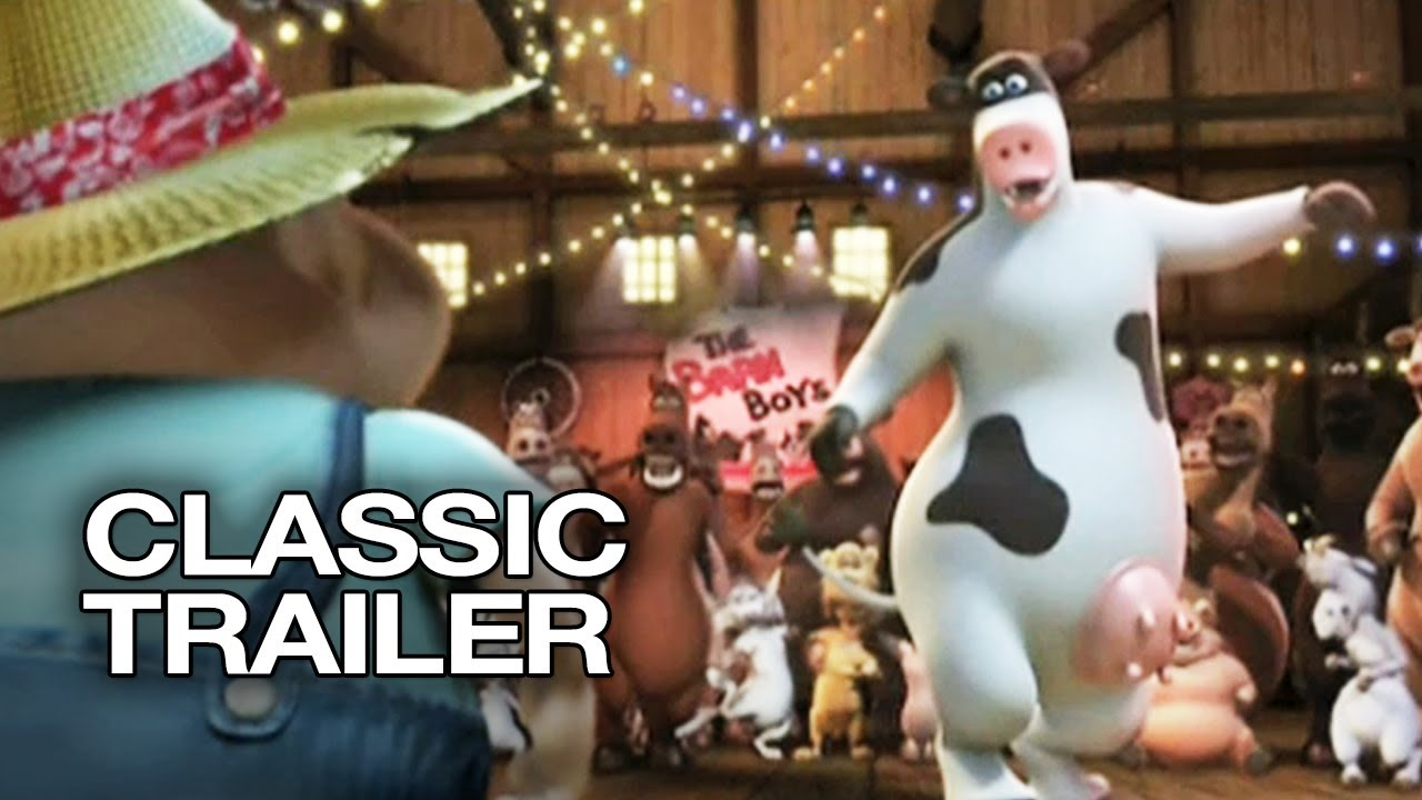 Barnyard 2006 Official Trailer 1