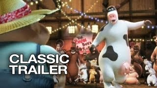 Barnyard (2006) Official Trailer #1 - Animation Movie HD