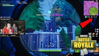Drunk LosPollos Almost Won A Fortnite Solo Without Even Trying