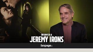 """Jeremy irons: """"amo giuseppe tornatore e quella passione tipica dei registi italiani"""""""