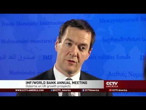 UK Finance Minister addresses partnerships with China