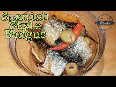 Spanish Style Bangus/Milk Fish