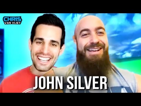 John Silver on Brodie Lee, The Dark Order, Being The Elite, working as an extra for WWE