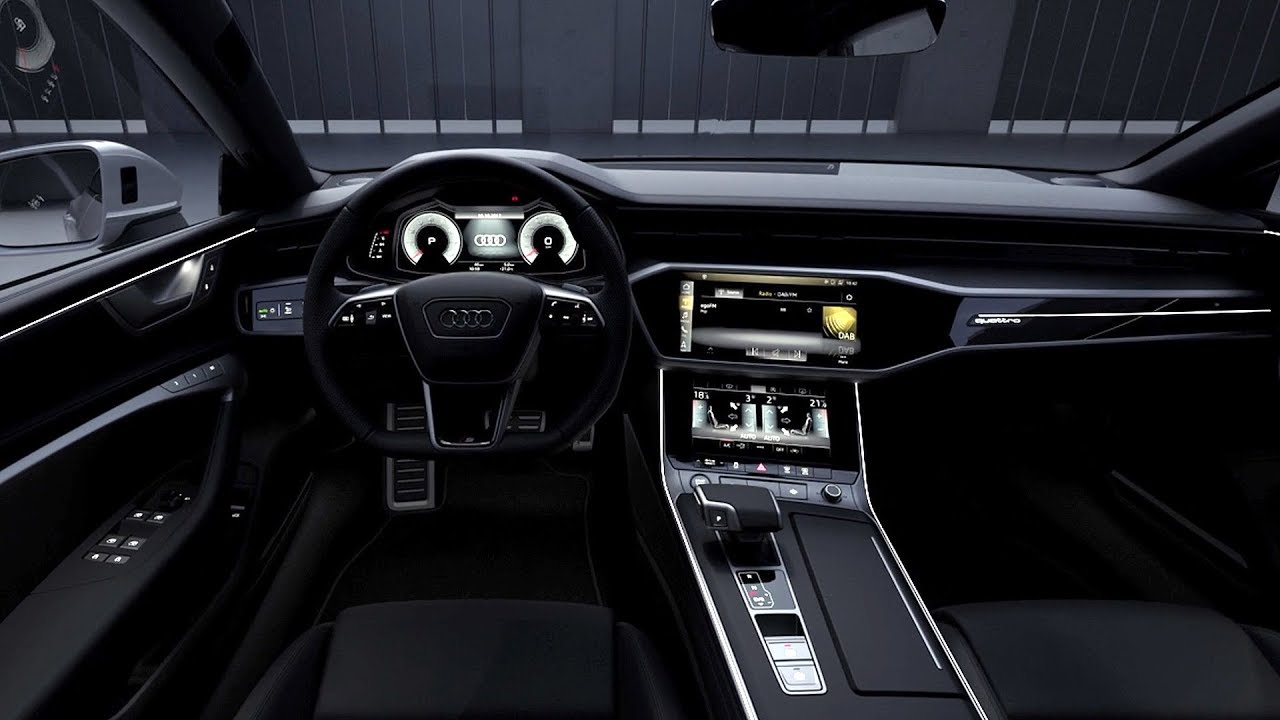 Audi Rs7 Interior 2018 Www Indiepedia Org