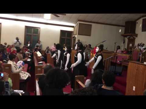 FBC Praise Dance Ministry - Set the Atmosphere