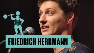 Friedrich Herrmann – Ich bin kein guter Deutscher