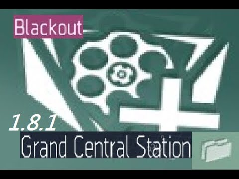 The Division 1.8.1機密突襲Grand Central Station傳奇車站(黑暗降臨)