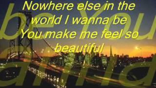 Darren Hayes - So Beautiful [With Lyrics]