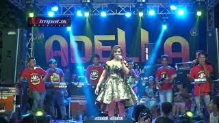 Om ADELLA  -  Caping Gunung  -   Cover Monalisa - Live OM ADELLA di Tandes Surabaya=