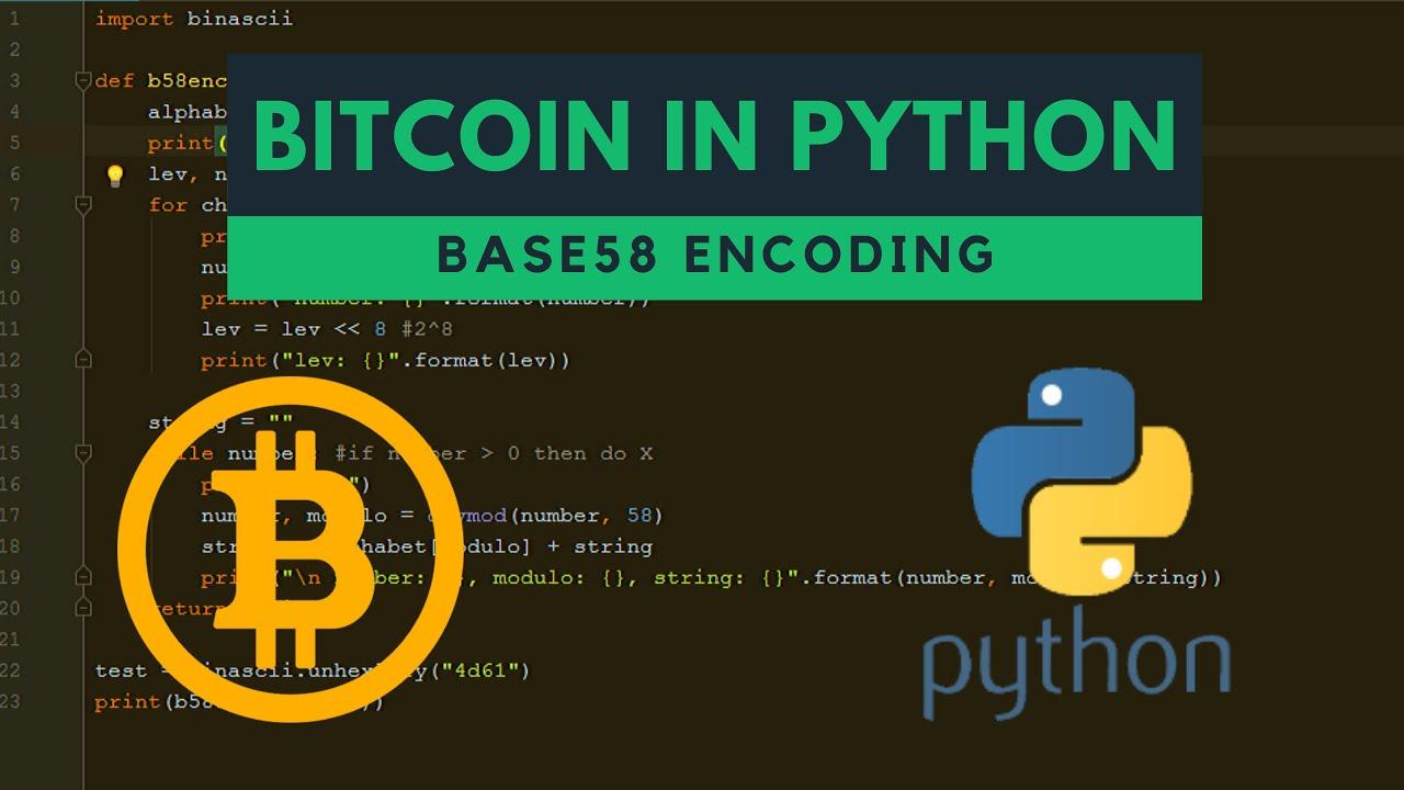 bitcoin base58)