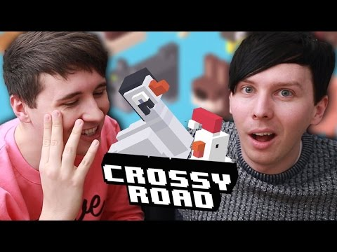 Dan vs. THE EMO GOOSE: Crossy Road