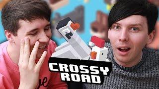 Dan vs. THE EMO GOOSE: Crossy Road
