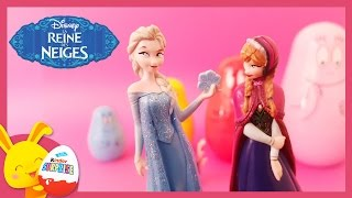 La Reine des neiges - Poupées gigognes - Poupées russes - Titounis