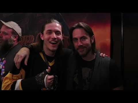 Gary Con XI - Behind the Scenes part 2 - Luke Gygax, Matt Mercer, Joe Manganiello, Mike Mearls