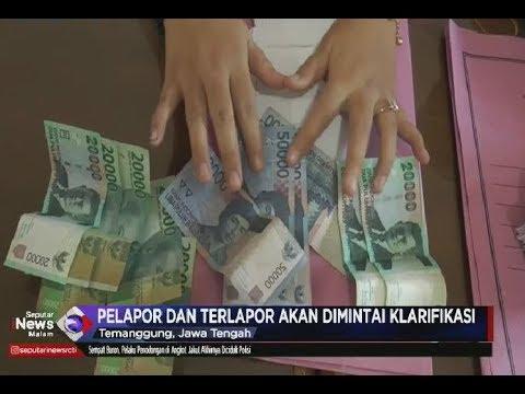 Pelanggaran Pilkada, Bawaslu Temukan Ratusan Amplop Politik Uang di Temanggung - SIM 27/06