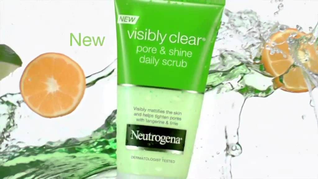 neutrogena pore and shine