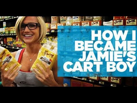 How I Became Jamie Eason's Cart Boy -- Bodybuilding.com