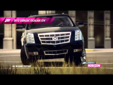 Forza Horizon - Novo pacote de carros de janeiro HD (Game Sniffer)