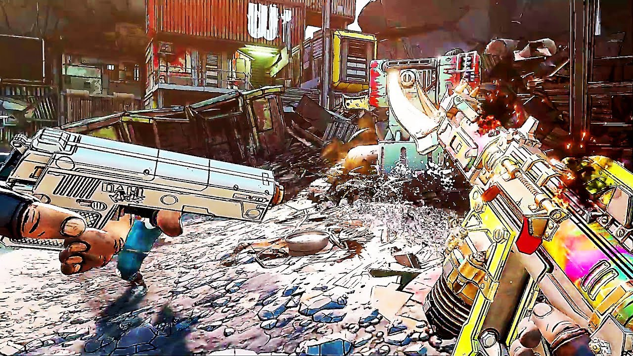 BORDERLANDS 3 Gameplay Trailer (2019) PS4 / Xbox One / PC + video