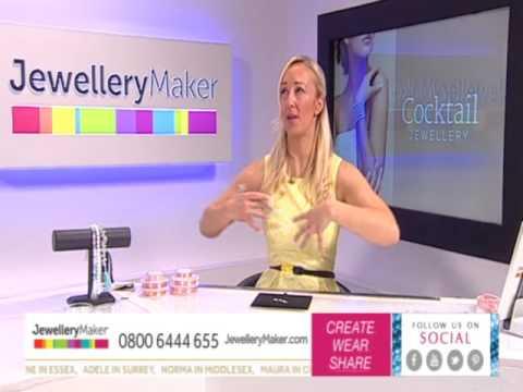 JewelleryMaker LIVE 28/06/16 5pm - 10pm