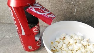 How to Make Mini Popcorn Machi…