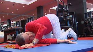 Бердымухамедов провел тренировку для силовиков