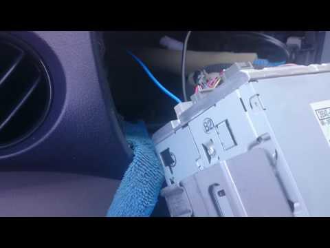 Подключение фм конвертера к штатной магнитоле InterNavi Honda Insight