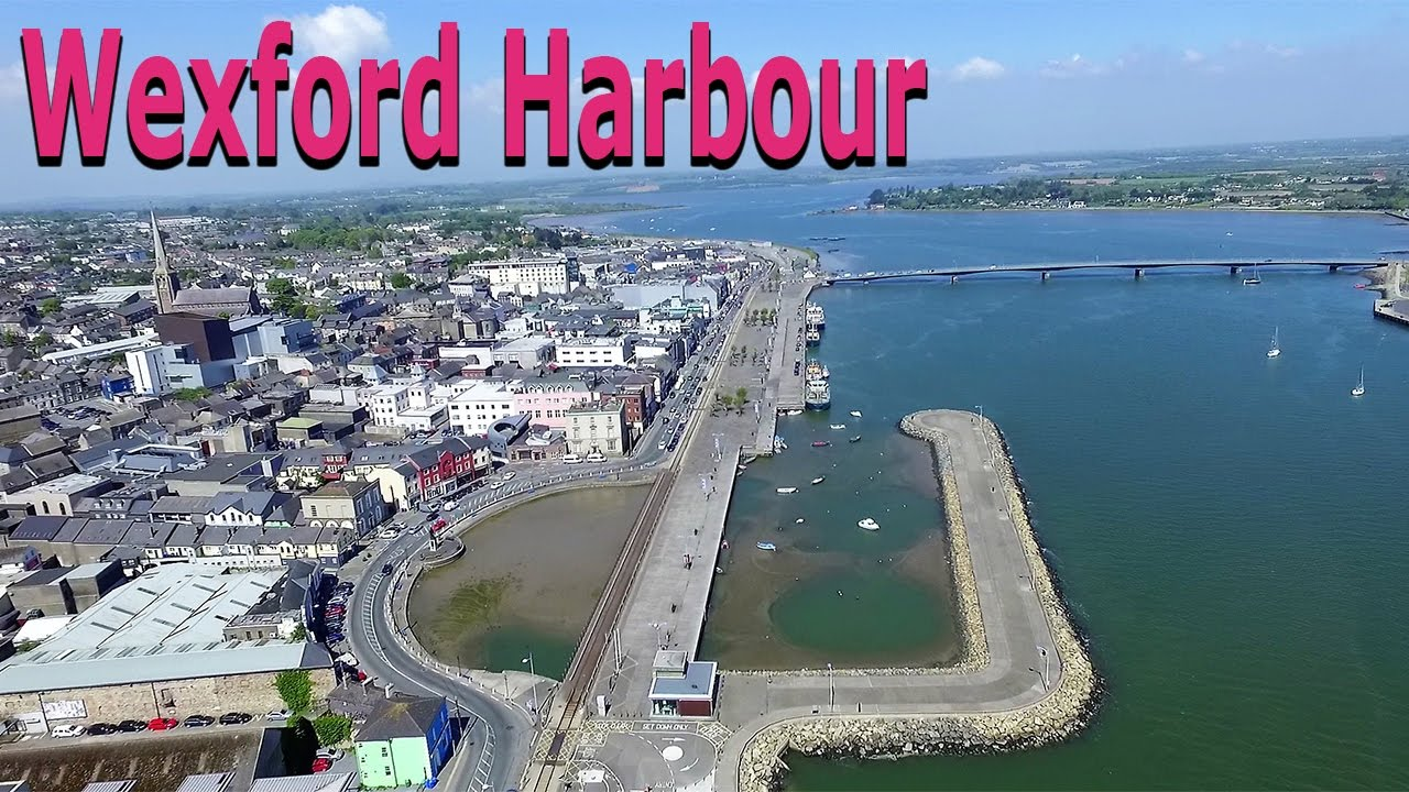 Ireland wexford harbour 2017 youtube for The wexford