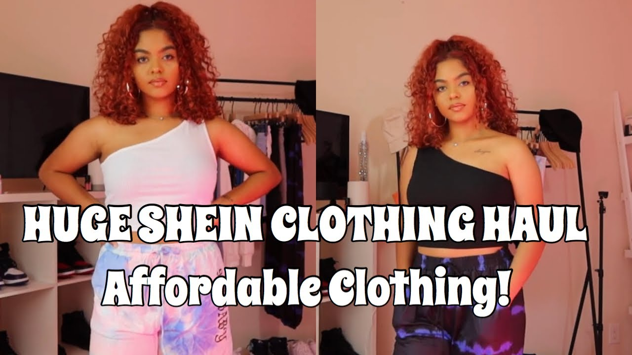 HUGE SHEIN TRY ON CLOTHING HAUL! (Affordable Clothing)