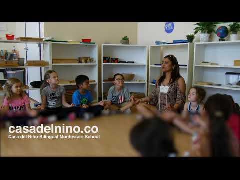 Vamos todos a - Casa del Niño Bilingual Montessori School