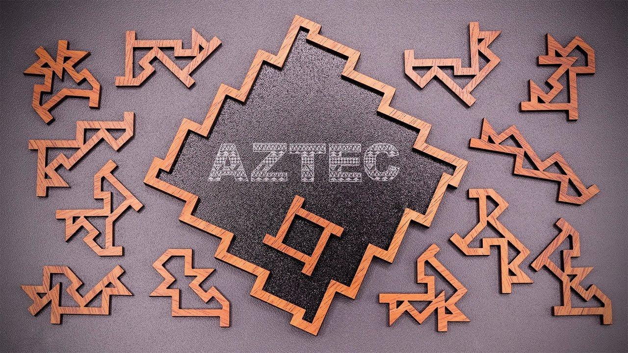 The Aztec Puzzle
