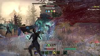 The Elder Scrolls Online: Summerset - Warden walkthrough part 43 ► 1080p 60fps - No commentary ◄