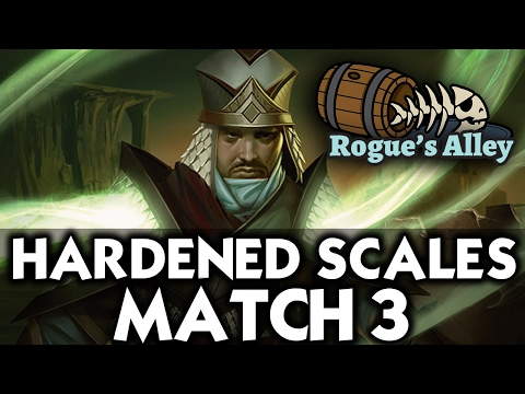 MTG Frontier: Hardened Scales vs Waste Not - Rogue's Alley