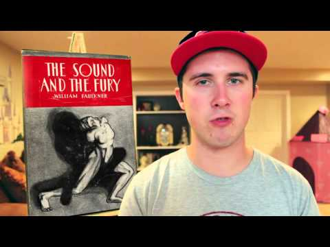 Book Review: William Faulkner -- The Sound and The Fury