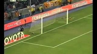 2004/05.- FC Barcelona 0 Vs Atlético Madrid 2 (Liga - Jornada 22)