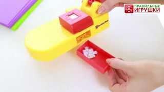 видео Правильные игрушки своими руками для малышей