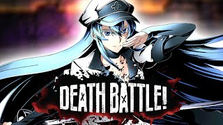 Esdeath Extracts in DEATH BATTLE!