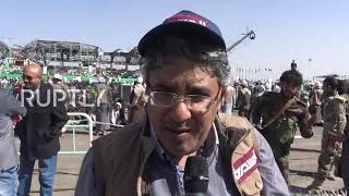 Yemen: Thousands Mark Prophet Muhammad's Birthday In Sana'a