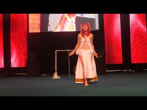 related image - Toulouse Game Show Springbreak - 2017 - Cosplay Samedi - 07 - Magi The Labyrinth of Magic - Morgiana