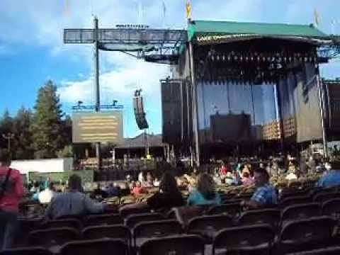 Going to see The Eagles at South Lake Tahoe